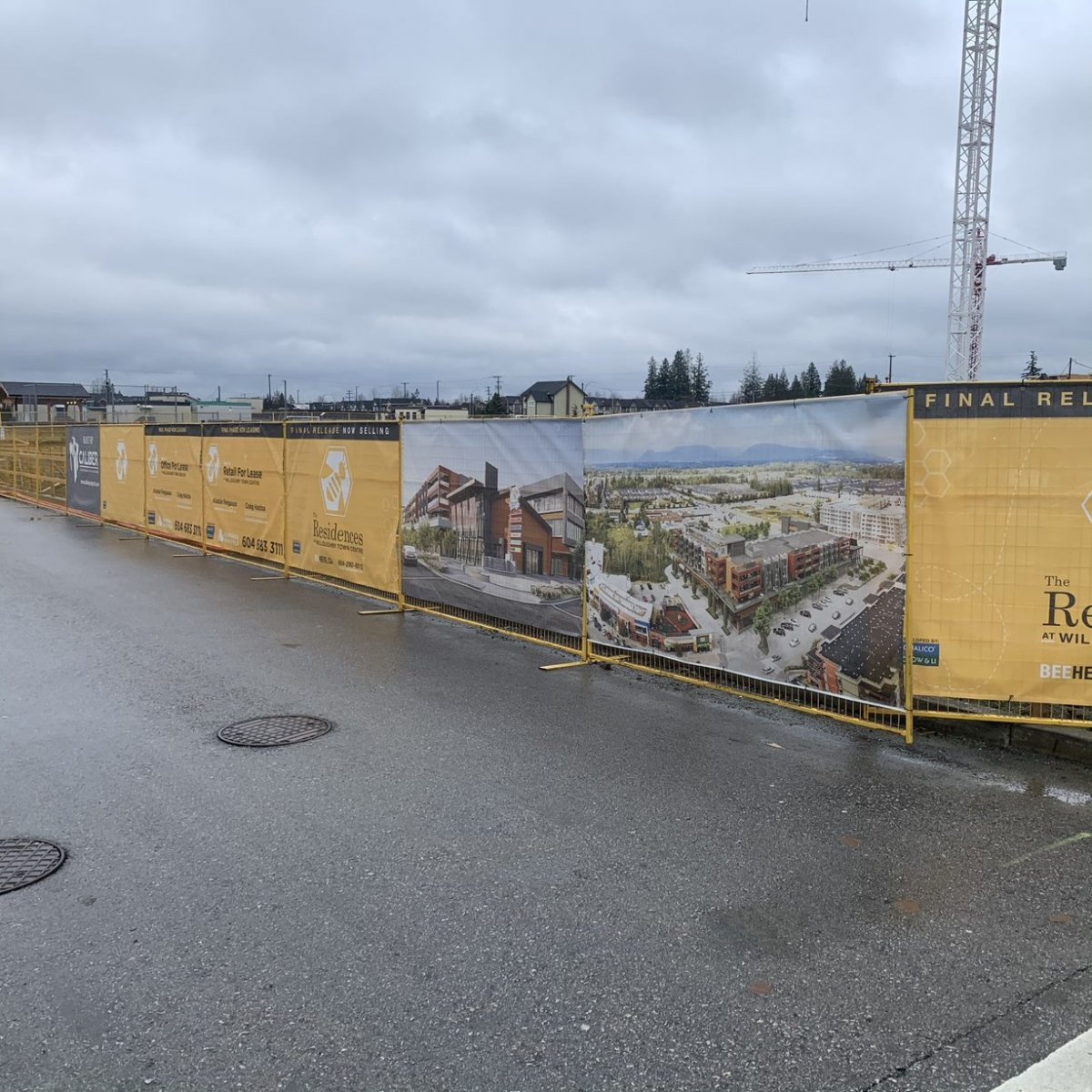 Construction-Signage