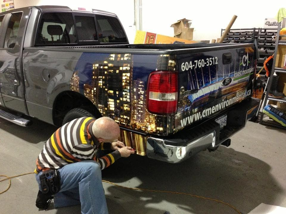 Truck-Vehicle-Wrap